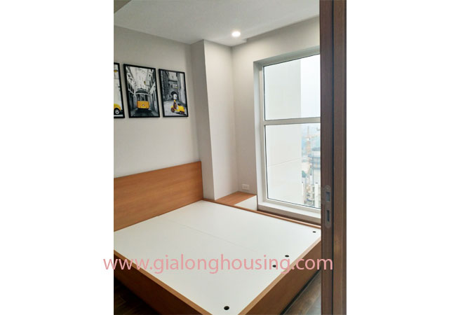 Brand new 02 bedroom apartment for rent in L4 building, Ciputra 8