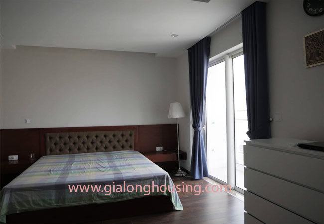 03 bedroom - opulent furnishing apartment in L4 building, Ciputra 8