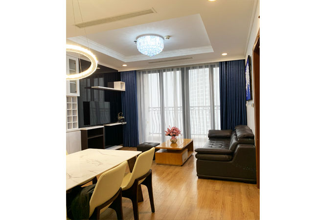 Apartment for rent with 02 bedrooms in R6 Royal City, Thanh Xuan